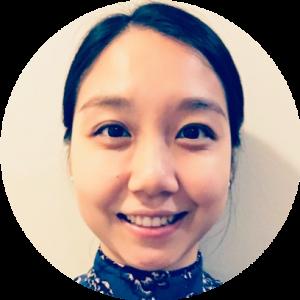 Juny Wu - Portrait Photo in a Circle Frame